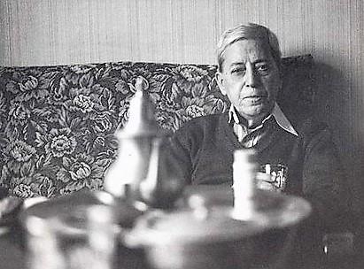 Mohamed Dib, Un Algérien virtuose des mots(1954-2003)