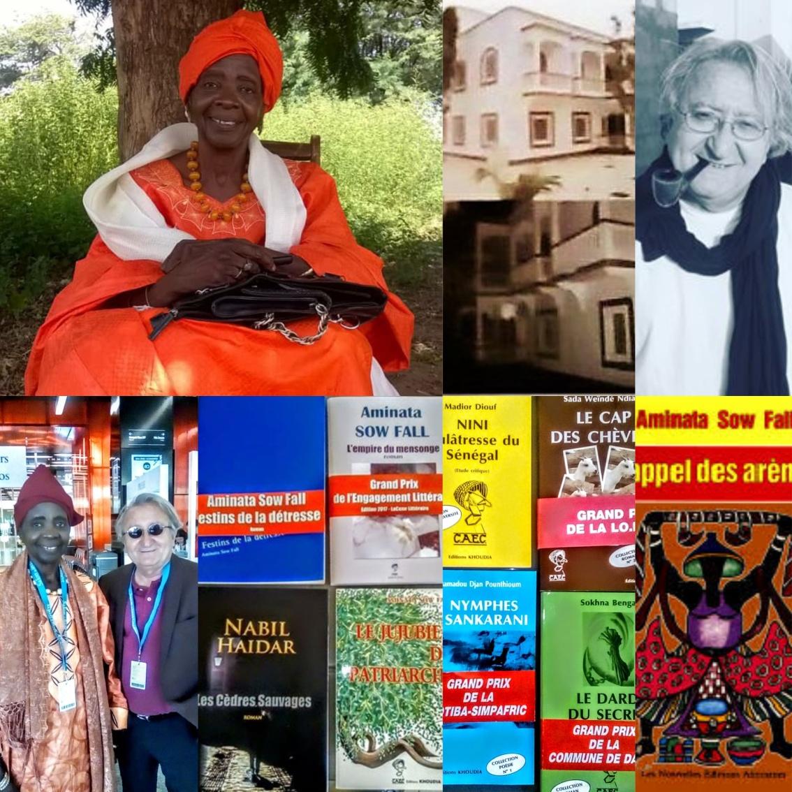 Les Editions Khoudia – Centre Africain d'Echanges et d'Animations Culturelles(CAEC)
