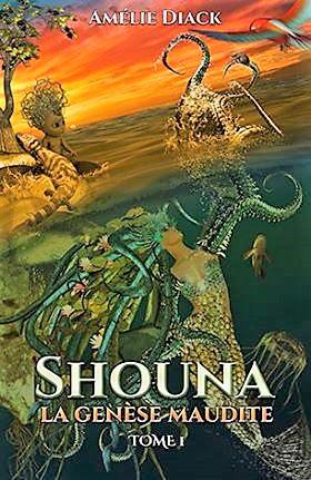 Une chronique de Mel'Lectures sur Shouna la Genèse Maudite T.1