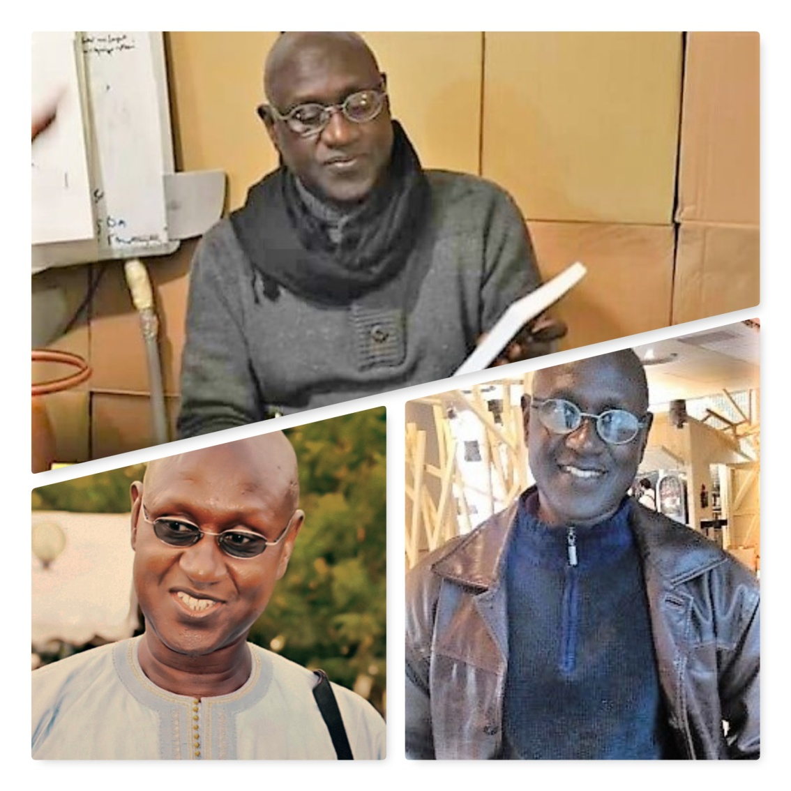 Mamadou Samb, écrivain Sénégalais défenseur des droits des femmes –Bibliographie