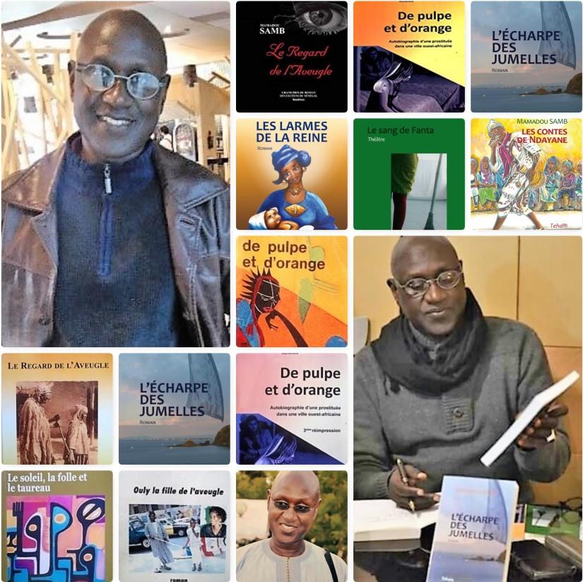 Entretien avec Mamadou Samb, Homme de Lettres Sénégalais – par AmélieDiack