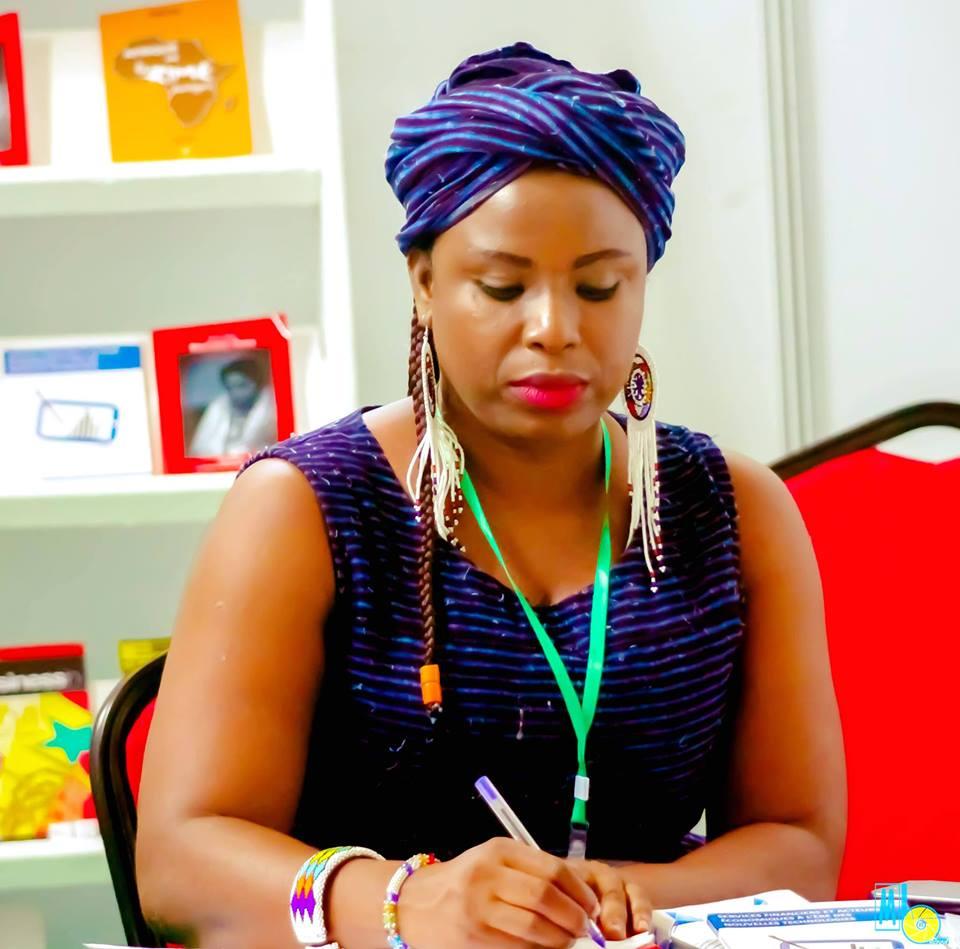Amina Seck – auteure Sénégalaise aux multiplescasquettes