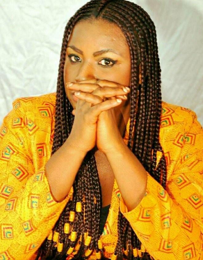Entretien avec Amina Seck, auteure, actrice et scénaristeSénégalaise