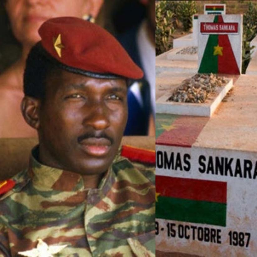 Sankara – Elhadj GanaSène