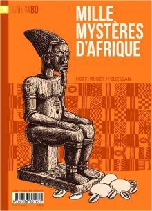 00couv mille mysteres d' Afrique