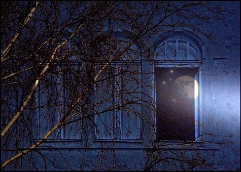Maisons hantées – Kama Sywor KAMANDA In Éclipsed'étoiles