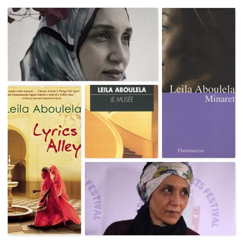 Leïla Aboulela, écrivaineSoudanaise