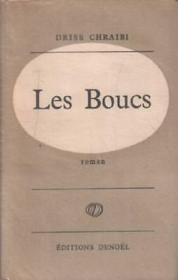 48399-les-boucs-de-chraibi-driss-bon-etat