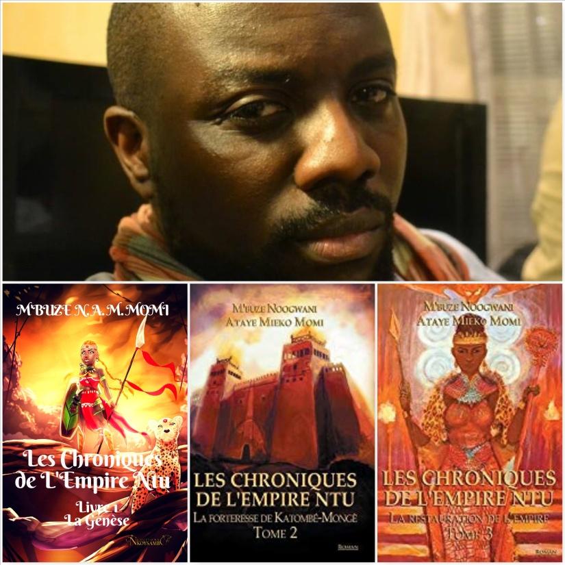 Mbuze  Momi, écrivain et homme de conscience Congolais –1979