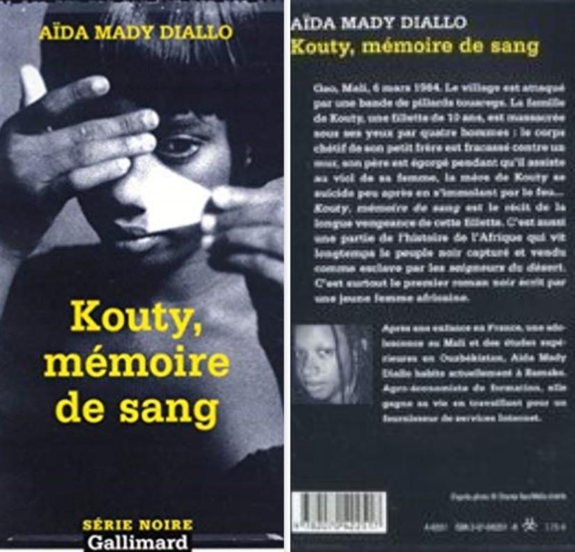 Kouty, mémoire de sang – Aïda Mady Diallo –2002