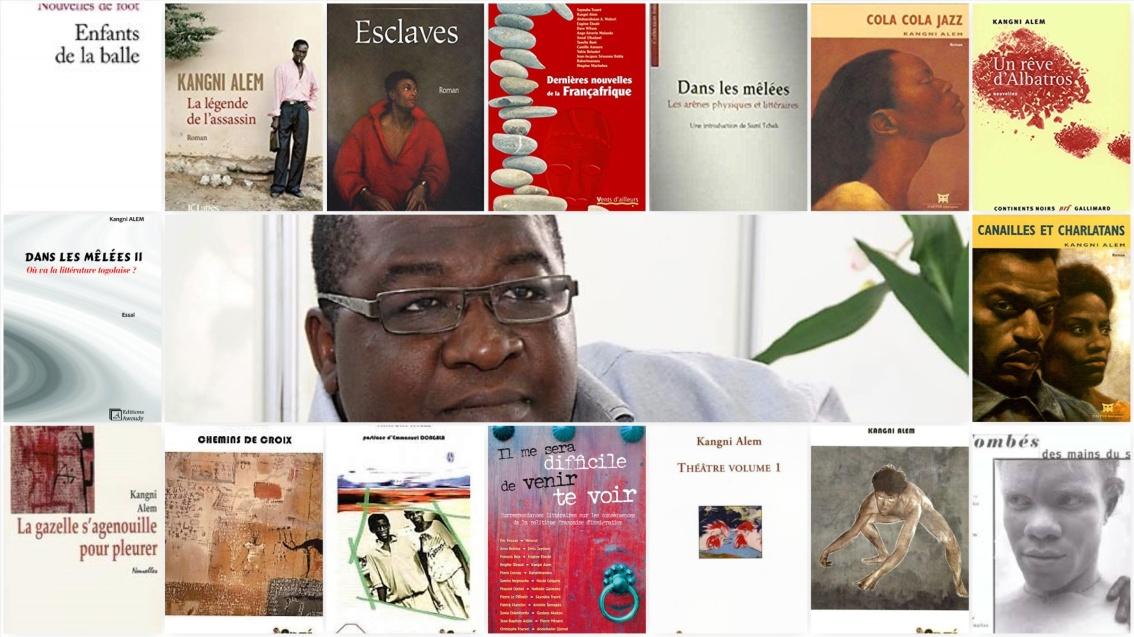 Entretien avec Kangni Alem, auteur et dramaturge Togolais –1966