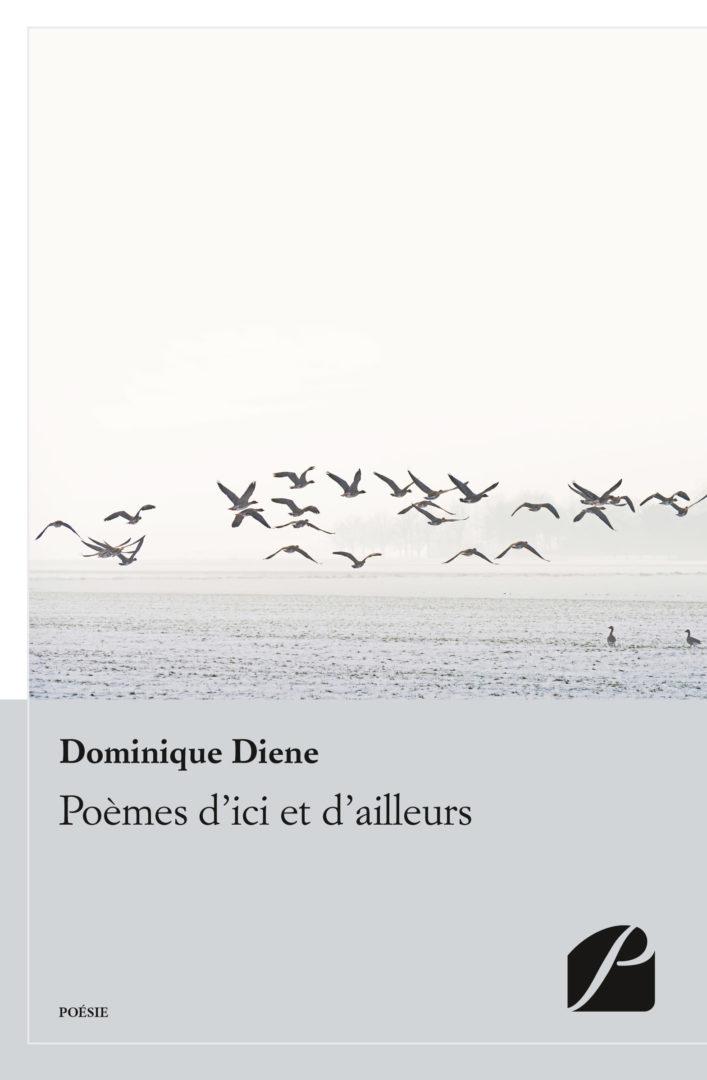 Poèmes d'ici et d'ailleurs – Dominique Diène –2016